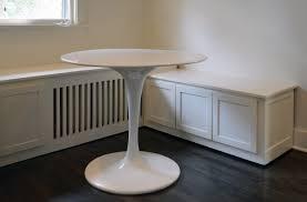 Kitchen Window Seat Custom Built Kitchen Window Seat Abodeacious