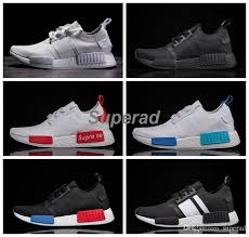 adidas shoes nmd womens black. adidas nmd r1 white icey pink his trainers office shoes womens black