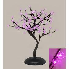 Cherry Blossom Light Tree Bunnings Battery Operated Lighted Bonsai Tree Bonsai Tree