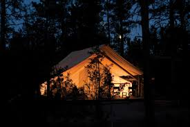 camping in the woods at night. River-camp-tent-night Camping In The Woods At Night