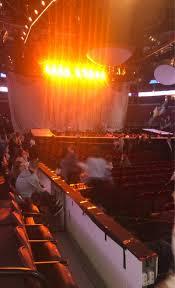Wells Fargo Center Section 103 Row 3 Seat 1 Ariana