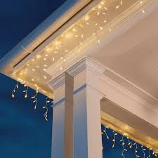 Types of home lighting Guide Icicle Lights The Home Depot Shop Christmas Lights Accessories At The Home Depot