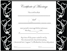 fake marriage certificate online wonderful free certificate generator keepsake marriage template fake