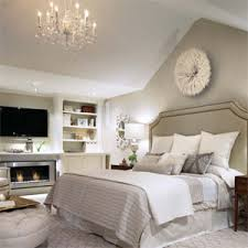 Candice Olson employed a monochromatic color palette to redesign this  bedroom and take it from stark to soothing.