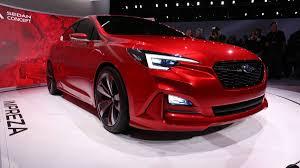 New Subaru Impreza concept at the 2015 LA Auto Show
