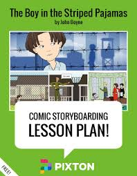 lesson plan the boy in the striped pajamas by john boyne