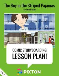lesson plan the boy in the striped pajamas by john boyne