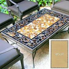 tile outdoor table mosaic table outdoor tile build outdoor tile table top