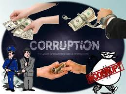 corruption essay for students in english