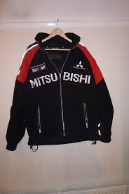 team mitsubishi motors ralli art jacket xl