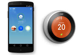 Control your heating remotely with Nest