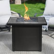 Gas Fire Pit Bowl with FREE Cover | Hayneedle