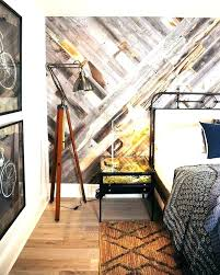 barn wood wall ideas reclaimed feature best walls
