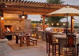 17 Functional And Practical Outdoor Kitchen Design Ideas   Style Motivation Amazing Design