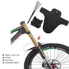 1 Pair <b>Bicycle Lightest</b> MTB Mud Guards Tire Tyre <b>Mudguard</b> For ...
