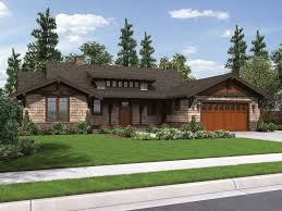 Style Ranch House Plans Moreover Modern Craftsman Style Ranch House