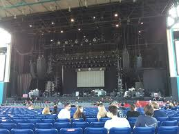 Farm Bureau Live Seating Chart With Rows And Seat Numbers Veterans United Home Loans Amphitheater Section 102