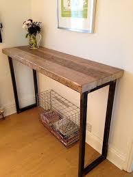 breakfast bars furniture. industrial mill reclaimed wood breakfast barconsole table bars furniture f