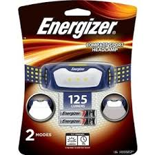 <b>Фонарь</b> налобный <b>ENERGIZER ENR</b> LED Headlight 2AAA tray ...