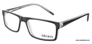 Lenskart Toric Chart Du Id3209 Black Transparent Eyeglasses