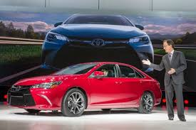 2014 camry redesign. Delighful 2014 Toyota Is Giving The 2015 Camry An Extensive Midlife Redesign That  Says U201cmore Expressive And Athleticu201d Responding To Criticism  With 2014 Redesign T