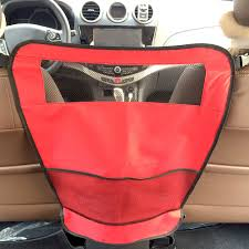 high quality oxford fabric water proof pet cat dog car barrier mesh backseat vehicle