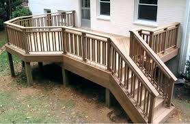 wood deck railing ideas. Deck Stair Railing Step Image Of Innovation Staircase Ideas Wood
