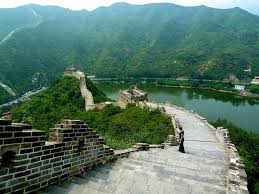 Image result for great wall of china rural