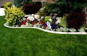Small Picture Backyard Flower Bed Landscaping Flower Bed Landscaping Ideas