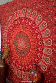 cotton bedspread mandala tapestry