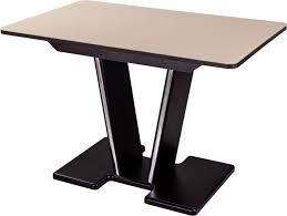 <b>Стол</b> кухонный <b>Домотека Танго ПР</b>-1 с центральной ножкой 03 ...