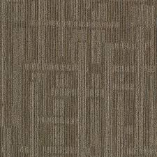 BrownTan Carpet Tile Carpet Carpet Tile The Home Depot