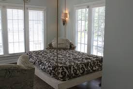 Charming Hanging Bed Frame Pictures Inspiration