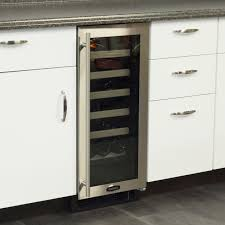 wine cooler cabinet. Modren Cabinet Marvel ML15WSG0RS Wine Cellar For Cooler Cabinet R