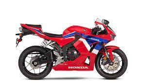 2021 Cbr600rr Overview Honda