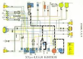 yamaha 500 xt logicate blog xt500 ignition inxt1 xt500 wiring