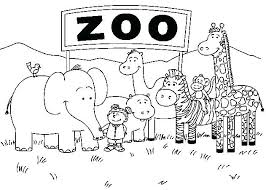 children coloring pictures. Fine Coloring Interior Animal Colouring Pages For Toddlers With Children Coloring  Perfect Zoo Animals Awesome 4 Pictures T