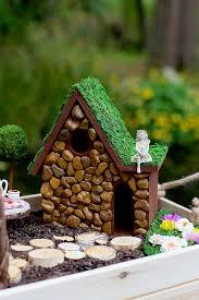 how to make a fairy garden house. Delighful Make DIY Fairy Garden  For How To Make A House S