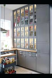 kitchen wall cabinets with glass doors sustainable pals ikea