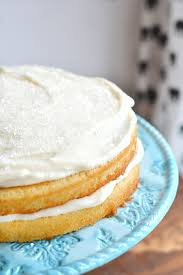 The Best Homemade White Cake Youll Ever Make