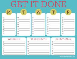 Make A List Com Organization And Time Management Part 2 Make A To Do List
