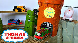 thomas train railway surprise playtime thomas and friends trackmaster awesome layout