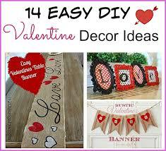 diy valentine s day decor ideas