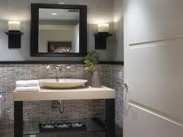 Half Bathroom Design Ideas Houseofflowersus - Half bathroom remodel ideas
