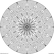 Small Picture Easy Geometric Art Designs Coloring Coloring Pages