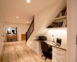 Remarkable Desk Under Stairs Design Ideas Best Desk Under Stairs Design  Ideas Remodel Pictures Houzz