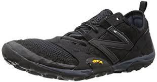 new balance trail running shoes. new balance men\u0027s mt10v1 trail running shoe, black/silver, shoes
