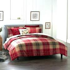 buffalo check duvet covers red and black plaid comforter set breathtaking buffalo check quilt buffalo check duvet cover king