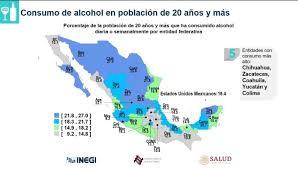 crece el consumo de alcohol en méxico