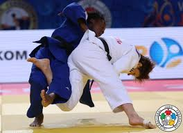 Judo at the 2016 summer olympics in rio de janeiro took place from 6 to 12 august at the carioca arena 2 inside the barra olympic park in barra da tijuca.around 386 judoka competed in 14 events (seven each for both men and women). Judoinside Clarisse Agbegnenou Judoka